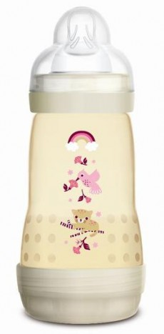 MAM - Easy Start Anti Colic PPSU Bottle 260ml x 6