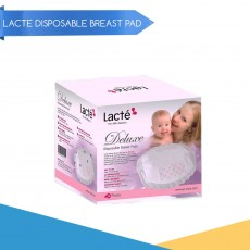 Promo January - Lacte Deluxe Disposable Breast Pad x 24