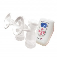 Promo July - Lacte Duet Electric Breastpump x 6