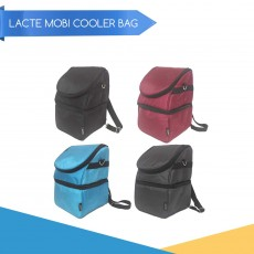 Promo Feb - Lacte Mobi Breastpump Cooler Bag x 8