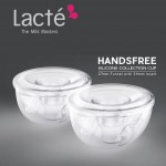 Lacte - Handsfree Silicon Collection Cup ( 1pair ) x 6