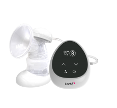 Lacte - Solo2 Rechargeable BreastPump x 12