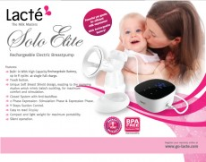 Lacte - Solo Elite Electric Breastpump x 6