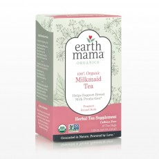 Earth Mama Angel Baby - Milkmaid Tea (16 Bags)  x 6