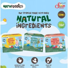 Natufoodies - Stick x12