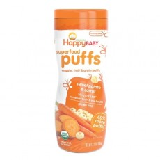 Happy Family - HB Organic Puffs (Sweet Potato Flavor) x 6