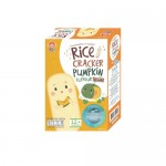 Apple Monkey - Original Rice Cracker 30G (Pumpkin) BB x 12