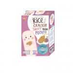 Apple Monkey - Original Rice Cracker 30G (Sweet Potato) BB x 12