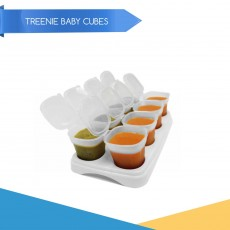 Promo March - Treenie B/milk & Baby Food Freezer Cubes x 12