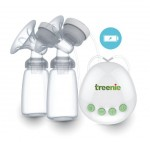 Treenie - (Konvito) Electric Rechargeable Double Breastpump x 12