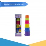 Promo March - Treenie 6pcs Stack Up Cups x 12