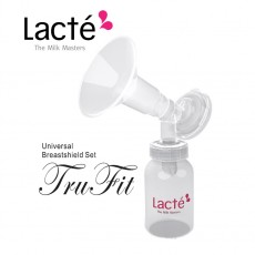 LACTE - TRUFIT UNIVERSAL B/SHIELD SET ( 24MM / 27MM ) x 6