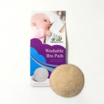 Fabulous Mom - Washable Bra Pads (6 pieces) *Beige* x 6