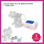 Promo July - Lacte Duet Elite Electric B/pump x 6 (H/Free)