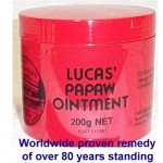 Lucas Papaw Ointment (75g) x 6